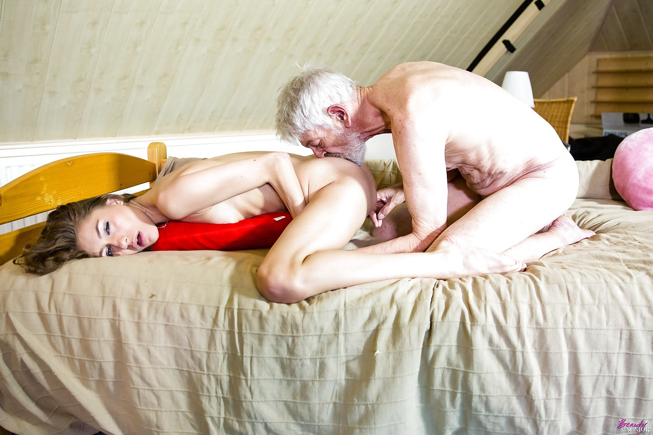 Sex between old and young video, breast with sex